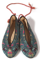 CHINESE EMBROIDERED LADIES SLIPPERS