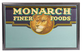 Monarch Foods Mirror