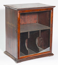 Winsted Silk Co. Spool Cabinet