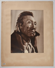 Frank A. Halliday (Canada) Photo of Native American