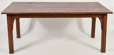 Contemporary Stickley Dinning Table