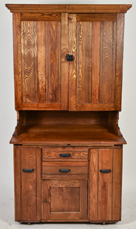 Elwell Oak Kitchen Cupboard