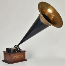 Edison Standard Cylinder Phonograph