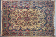 Semi-Antique Persian Room Sized Rug
