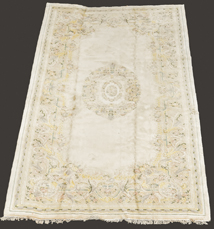 Carved Persian Palace Size Rug