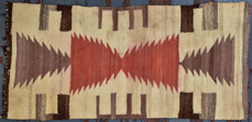 Early Navajo Weaving