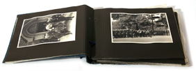 DAF THIRD REICH NAZI'S PHOTO ALBUM W/ALBERT SPEER