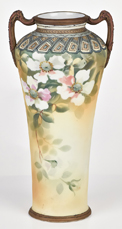 Tall Nippon Vase with Matte Finish