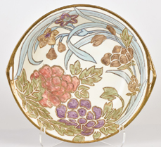 Nippon Bowl with Fruit and Flowers